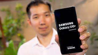 [spin9] พาชม Samsung Galaxy S10 ครบทุกฟีเจอร์ใหม่