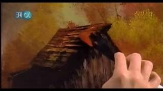 Bob Ross   The Joy of Painting   S28 07   The Old Weathered Barn