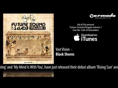 CD2.06 Vast Vision - Black Shores