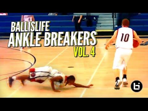 Ballislife Ankle Breakers Vol. 4!! NASTIEST Crossovers, Handles & Ankle Breakers!! IT'S BACK!!