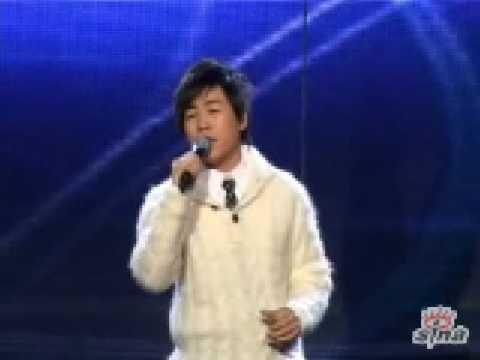 2008北京流行音乐典礼 胡彦斌演唱《巴黎铁塔》
