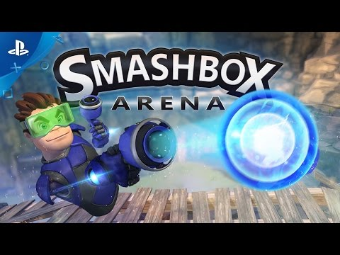 Smashbox Arena Trailer