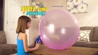 Super Wubble: Looks Like a Bubble!