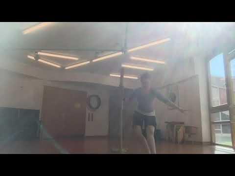 Kids Ballett 1 Stange mit Katrin