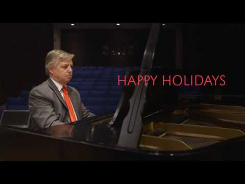 SIUE Chancellor Holiday Greeting 2016