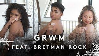 GET COACHELLA READY WITH ME FT. BRETMAN ROCK | FENTY BEAUTY