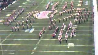 Pride of Arizona: Alamo Bowl 12/29/10 San Antonio TX Halftime Show
