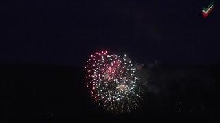 Eröffnungshöhenfeuerwerk Hasper Kirmes 2013 – Feuerwerk Große Hasper Kirmes