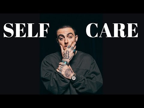 Mac Miller - Self Care (Lyric Video)