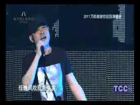 刀郎2011北京演唱會_北方的天空下