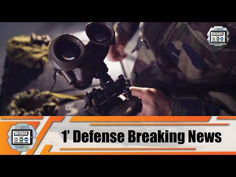 French Army receives new Thales O-Nyx night vision binoculars France 1' defense breaking news