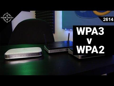 Hacking WPA3 with Mathy Vanhoef & Retia