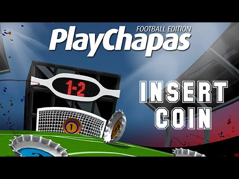 PlayChapas (2008) - Sony PSP - Partido amistoso
