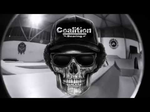 Video COALITION Roulements CERAMIC TITANIUM GOLD [x8]
