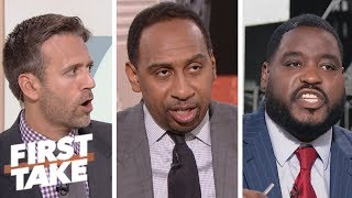 Stephen A.: Steelers should be concerned about dysfunction | First Take | ESPN
