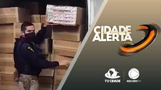 50 mil cigarros são apreendidos pela Polícia Federal