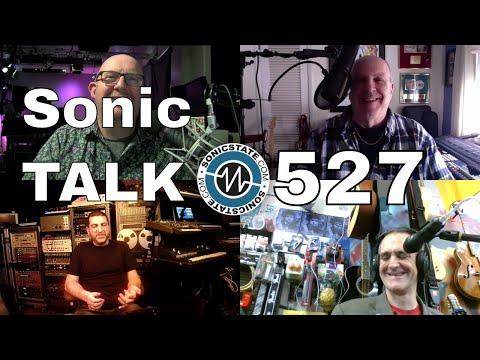 Sonic TALK 527 - My Mums Watching This Week