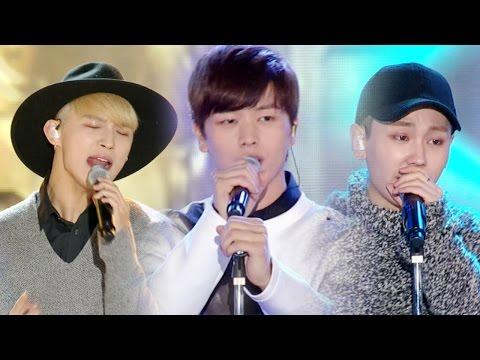 《BOF》 BTOB(비투비) - It's Okay (괜찮아요) @인기가요 Inkigayo 20161030