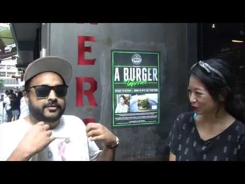 A Burger Takeover with Peggy Chan