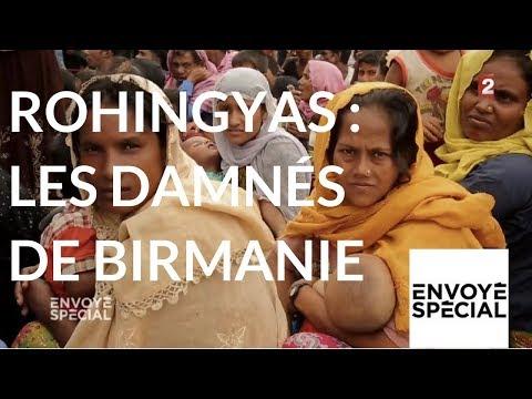 nouvel ordre mondial | Envoyé spécial. Rohingyas : les damnés de Birmanie - 12 octobre 2017 (France 2)