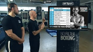 Who is the best pound-for-pound boxer in the world? Fight Breakdown debate... - YouTube