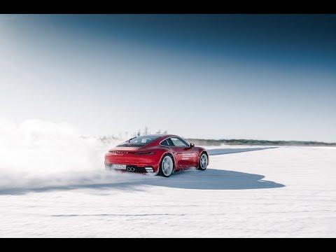 Porsche Ice Experience - Highlights 2019