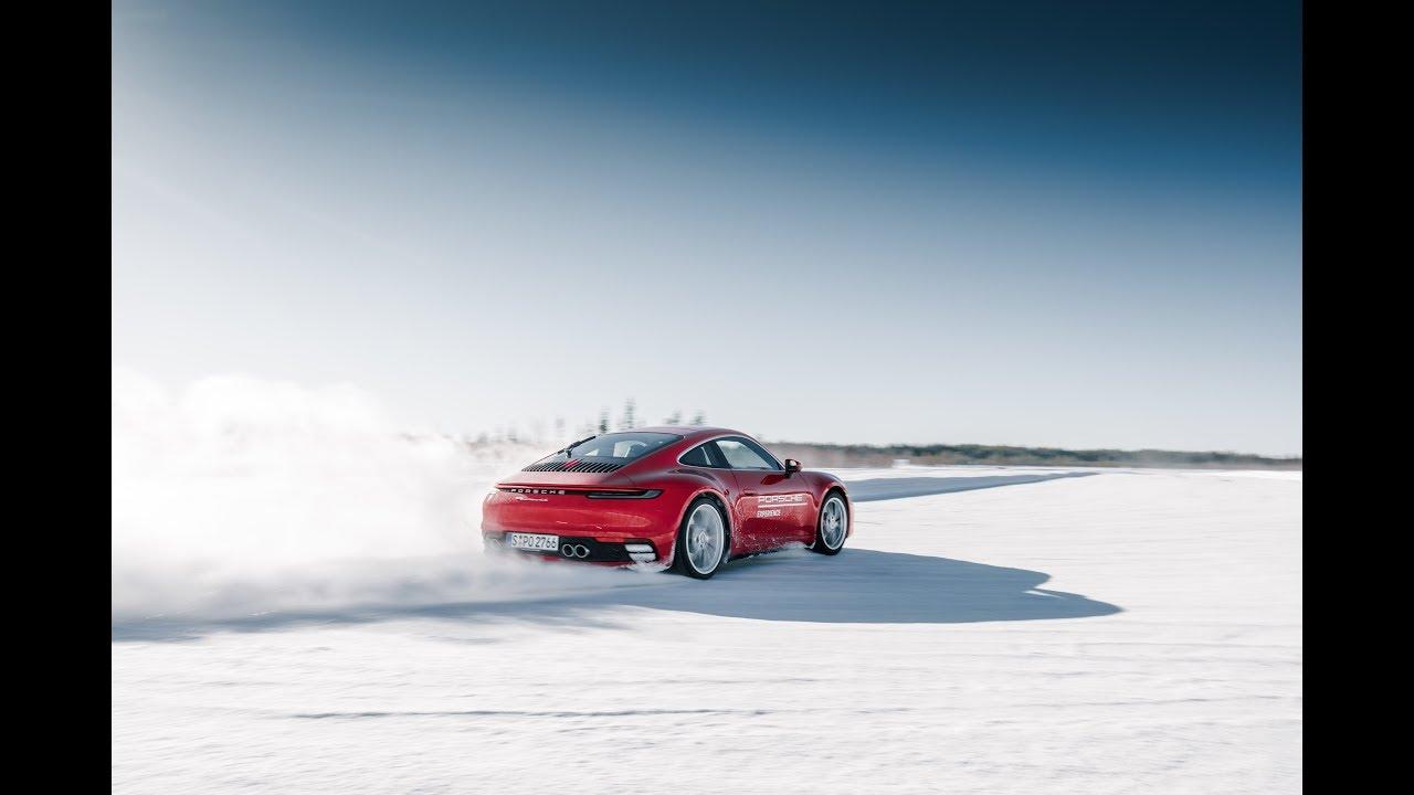 Porsche Ice Experience - 2019