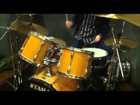 【drum cover】ソラニン / ASIAN KUNG-FU GENERATION 【視力低下】