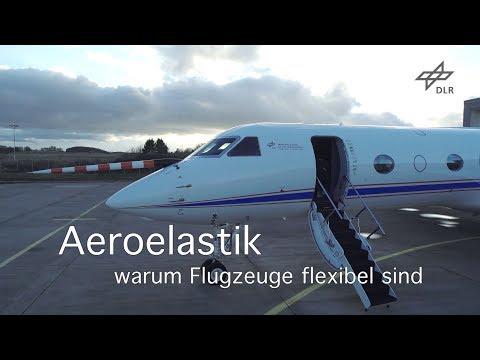 Aeroelastik: Warum Flugzeuge elastisch sind