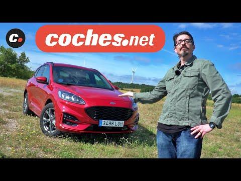 Ford KUGA 2020 SUV | Prueba Híbrido Enchufable (PHEV) / Review en español | coches.net