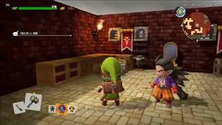 Dragon Quest Builders 2 PS4 gameplay | 8 minutes of DQB2 gameplay