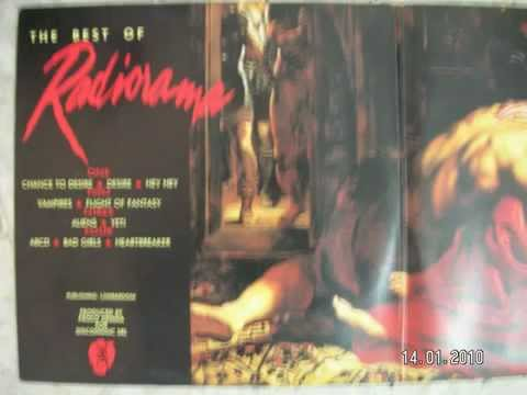 Radiorama - Aliens (Maxi Version)