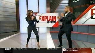 ESPN Leftovers: Cari Champion, Josina Anderson, Anita Marks