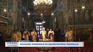 Adunare eparhiala in Arhiepiscopia Tomisului