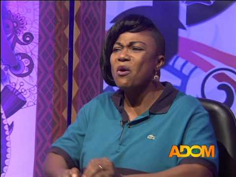 EC to Remove Double Registration - Pampaso on Adom TV (4-2-16)