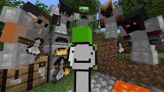Minecraft Speedrunner VS 5 Hunters FINALE
