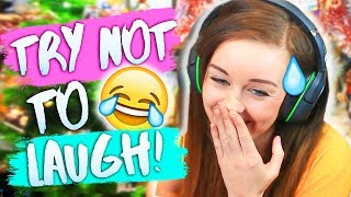 TRY NOT TO LAUGH CHALLENGE! 😂 (100% FAIL!!!)