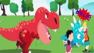 Kids Learn Safety Tips | Volcanic Eruption - Accident Prevention | Safety Knowledge for kids