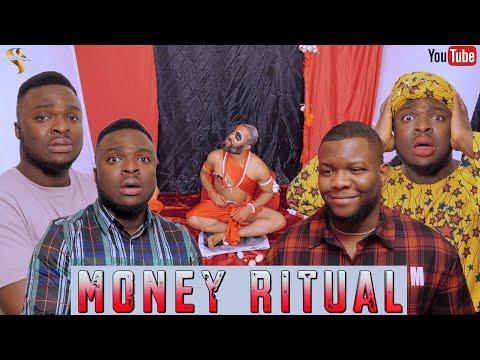 AFRICAN HOME: MONEY RITUAL