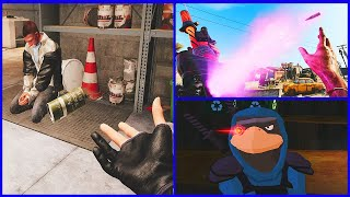 Hidden Video Game Details #34 (Rainbow Six Siege, Skate 3, Portal 2 & More)