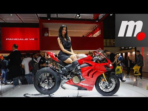 Ducati 2019 | Salón de Milán / EICMA / Preview en español