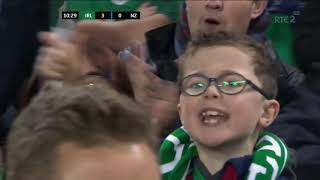 Ireland V New Zealand 17 November 2018  Rugby