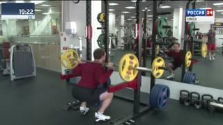 Фитнес урок 29 07 17