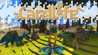 CARDLIFE - Getting Started! (Gameplay Video)