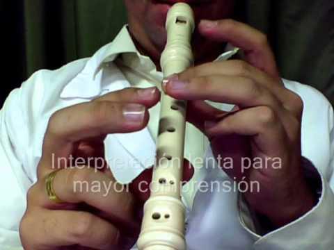 Tu cárcel - Flauta