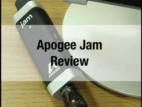 Apogee Jam - Review