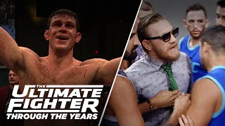 The Ultimate Fighter: Through the Years