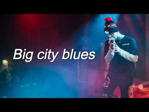 Lil peep ft. Coldhart - Big city blues (Sub Español)