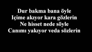 Volkan Konak - Aleni Aleni -(şarkı sözlü ) Alnıma Yazdi Kader Silemedim