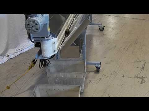 Bottle Tail Separator Conveyor Video #3
